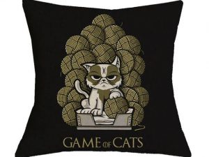 Cojin game of thrones Catlovers