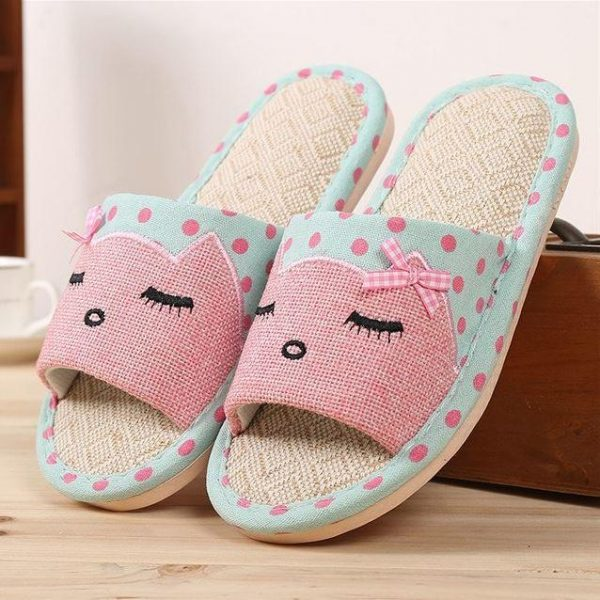 Pantuflas Cat Couple Agumarina