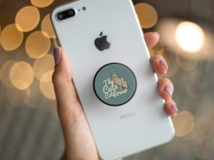 popsocket the cute cat lover